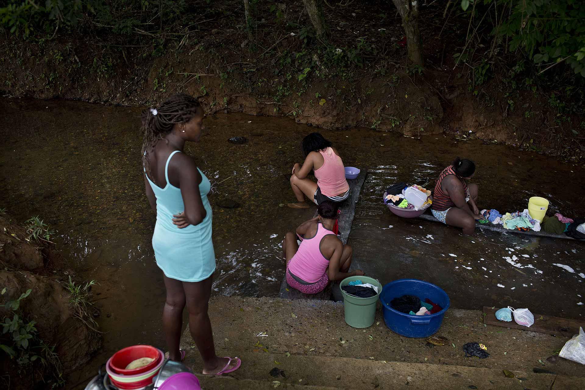 Whores in Tumaco