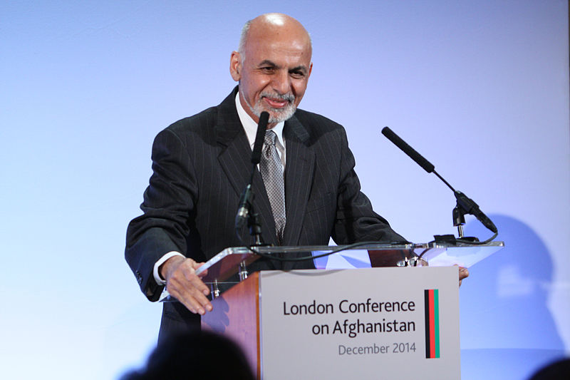 How Afghanistan S President Helped His Brother And A U S Contractor Secure A Lucrative Mineral Processing Permit Occrp