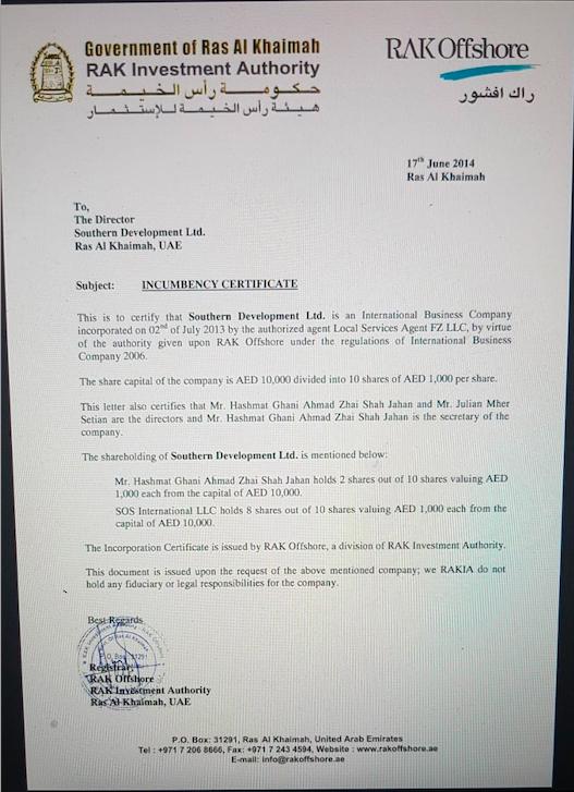 investigations/Southern-Development-Certificate-of-Incumbency.jpg