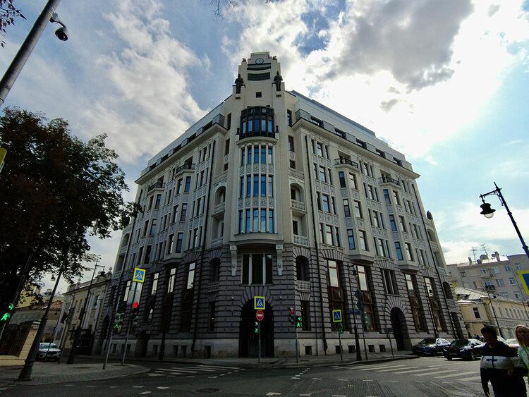 Дом на Пречистенке 13 резиденций в центре Москвы