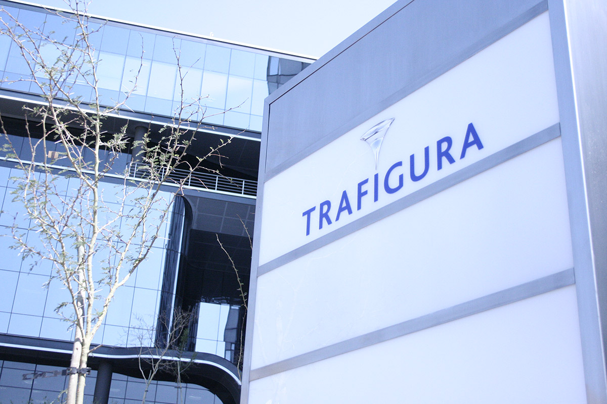 The exterior of the Trafiguras Offices in Johannesburg