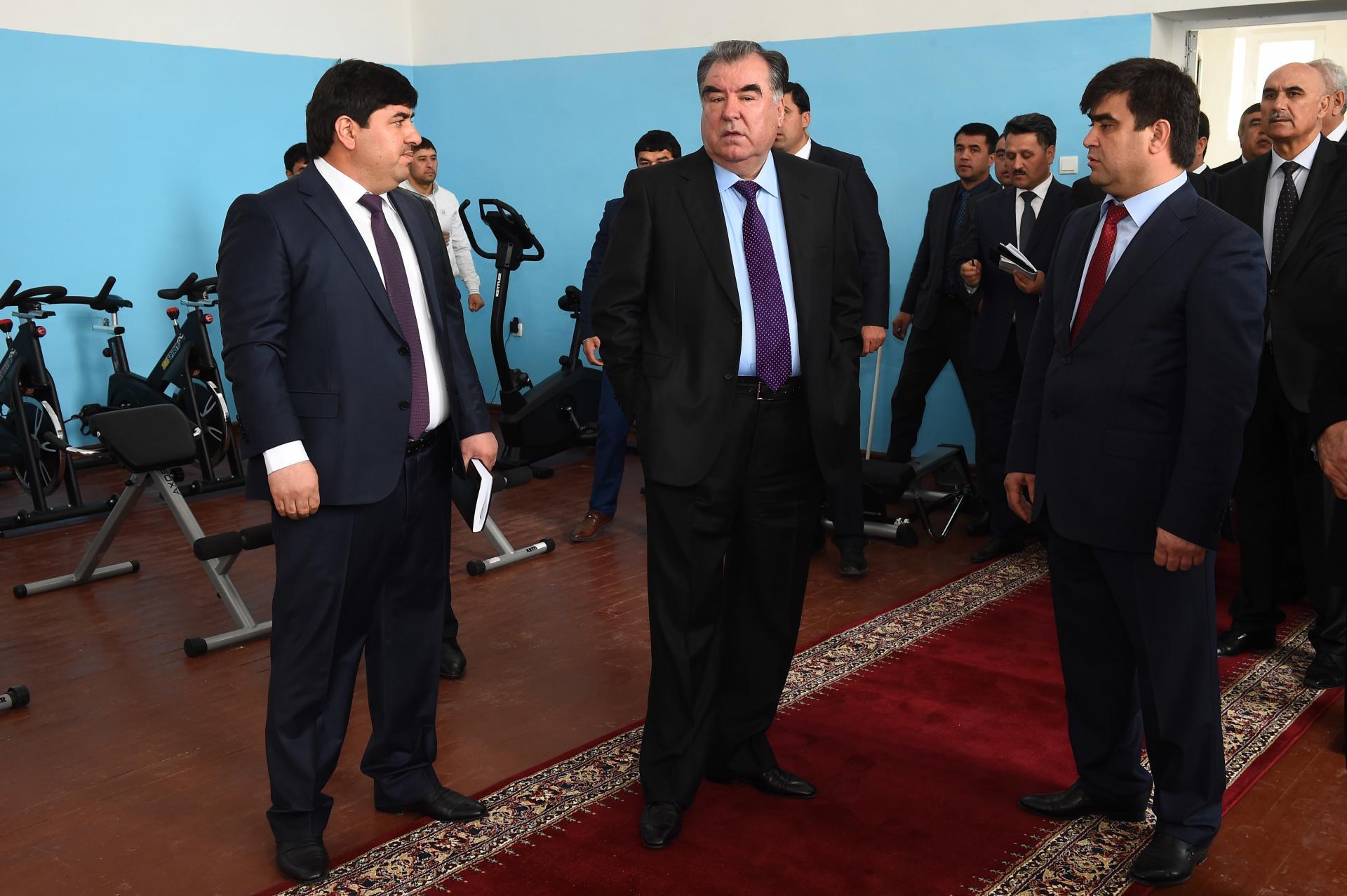 Всего четыре таджикских спортсмена удостоены премии президента по итогам 2020 года