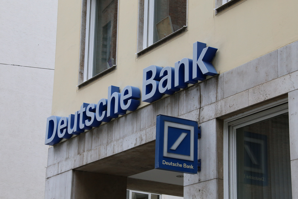 U.S. reaches $7.2 billion settlement with Deutsche Bank over toxic securities