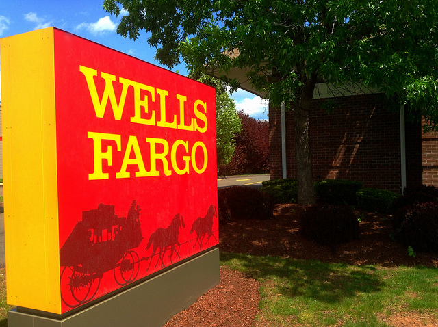 The Wells Fargo & Company (NYSE:WFC) Stake Reduced by Ycg LLC