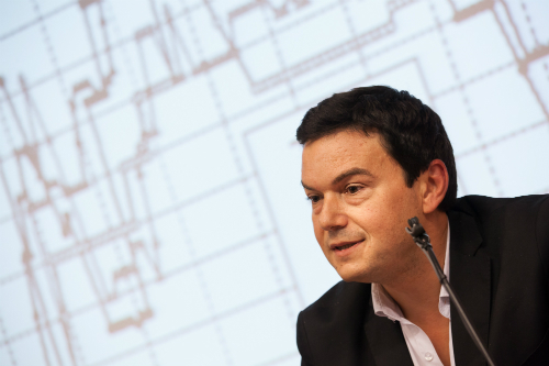 Thomas Piketty (Photo: Universitat Pompeu Fabra)
