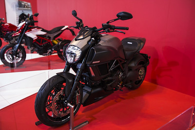 Babek Broumand is accused of accepting more than $200,000 in bribes and expensive gifts, including a Ducati motorcycle (Photo: flickr, Creative Commons Licence)