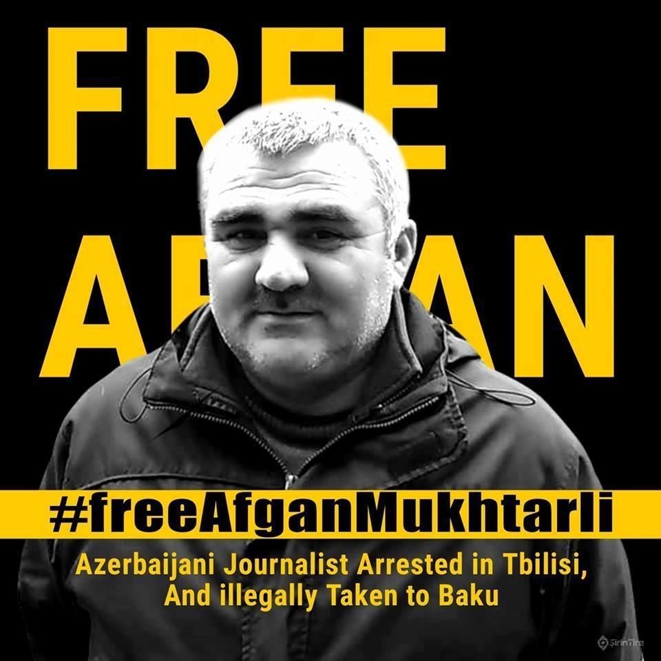 OCCRP Statement on the Arrest and Abduction of Journalist Afgan Mukhtarli