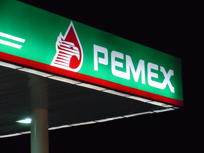 Mexican state-owned oil company Pemex stands at the centre of a whirlwind of corruption allegations (Photo: flickr, Creative Commons Licence)