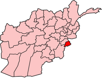 AfghanistanKhost