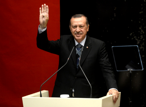 President Erdogan (Photo: Wikimedia)
