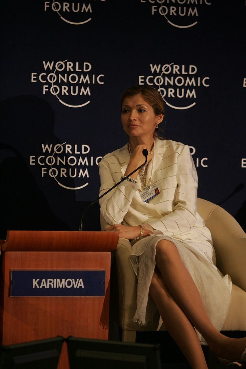 Gulnara World Economic Forum