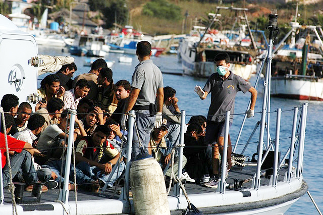 Lampedusa Migrants