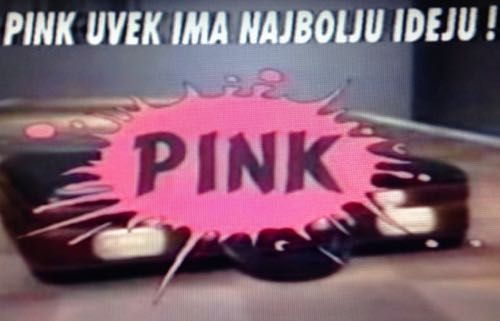 Pinkcommercial