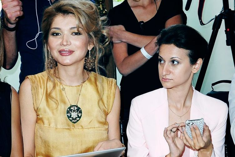 gulnara and gayane