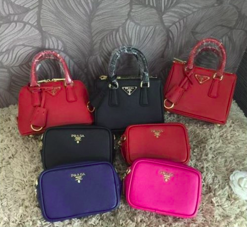 counterfeit prada