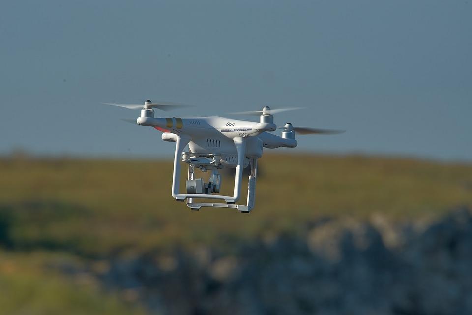 $5000 Drone Used to Fly Meth Over Border Near San Ysidro