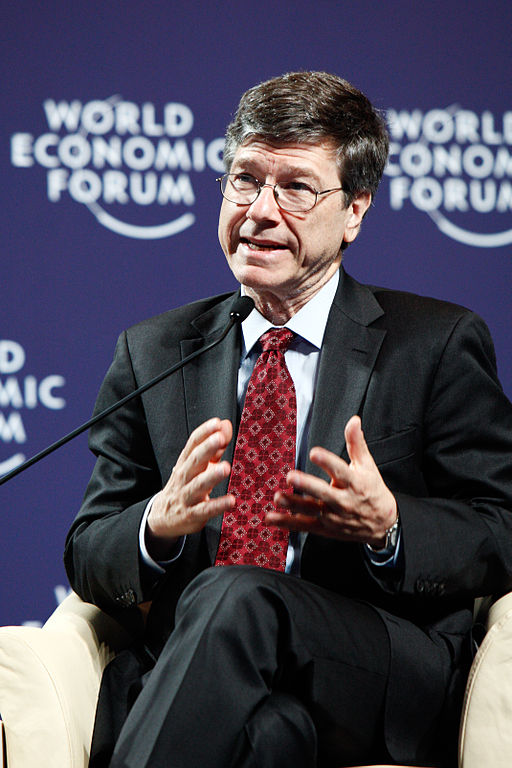 Jeffrey D. Sachs (Photo: World Economic Forum)