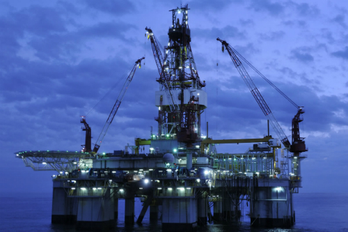 Offshore Oil Rig (Image: Wikimedia)