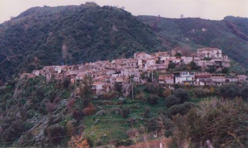 Bruzzano Zeffirio, Calabria.