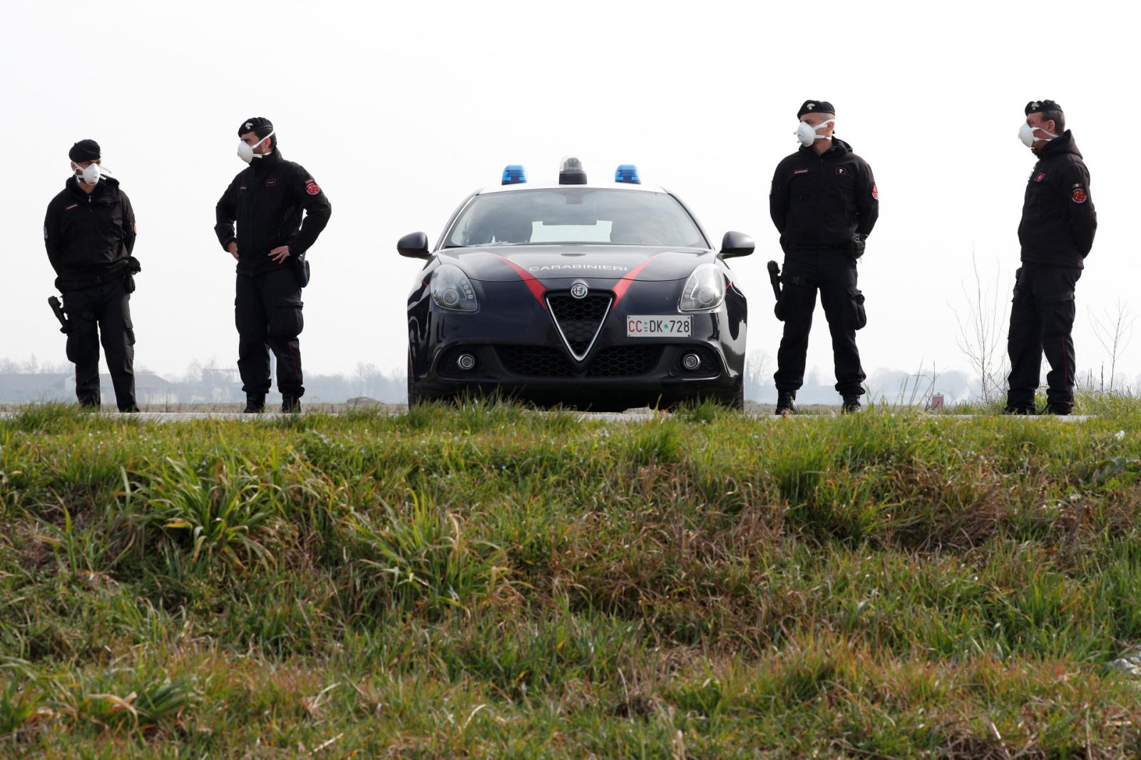 Crime & Quarantine: How the Pandemic is Squeezing Italian Crime Groups