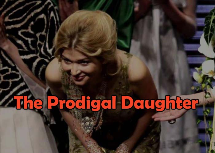 The Prodigal Daughter‏