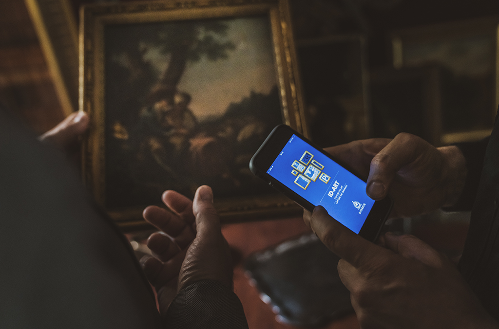 Interpol Launches App to Help Combat Looted Art Trade