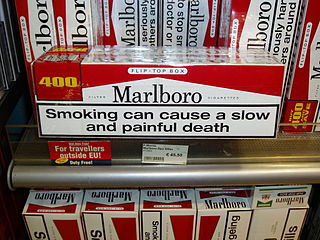 -Marlboro warning death