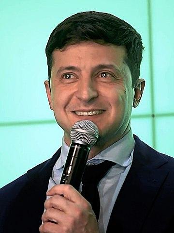 360px-Volodymyr Zelensky 31 March 2019