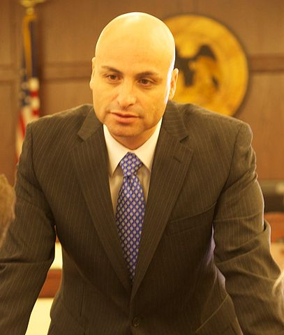 New Mexico Attorney General Hector Balderas (Babak Dowlatshahi, CC BY 3.0)