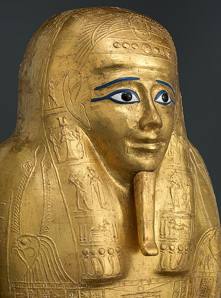 The Met bought the gilded 'Coffin of Nedjemankh' from him            for $3.9 million believing it to be of legitimate provenance.            In reality it was looted from Egypt at the start of the Arab            spring in 2011,