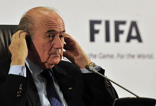 512px Sepp Blatter at signing of agreement creating FIFA Ballon dOr in Johannesburg 2010 07 05 1