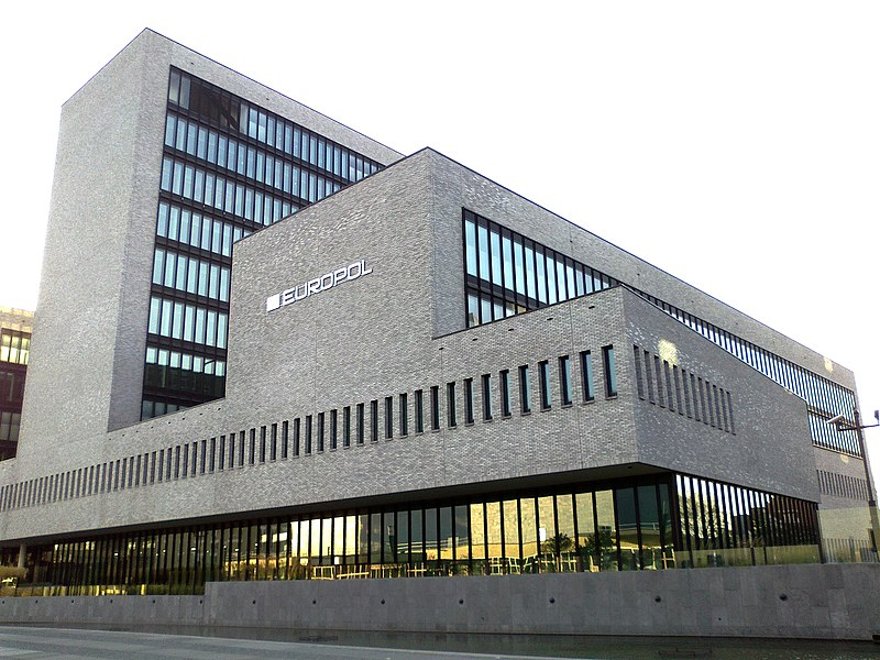800px Europol building The Hague the Netherlands 930