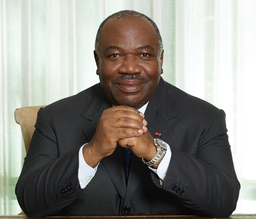 Ali Bongo, Gabon's president. (Photo: DigitalTeamGabon [CC BY-SA 4.0])