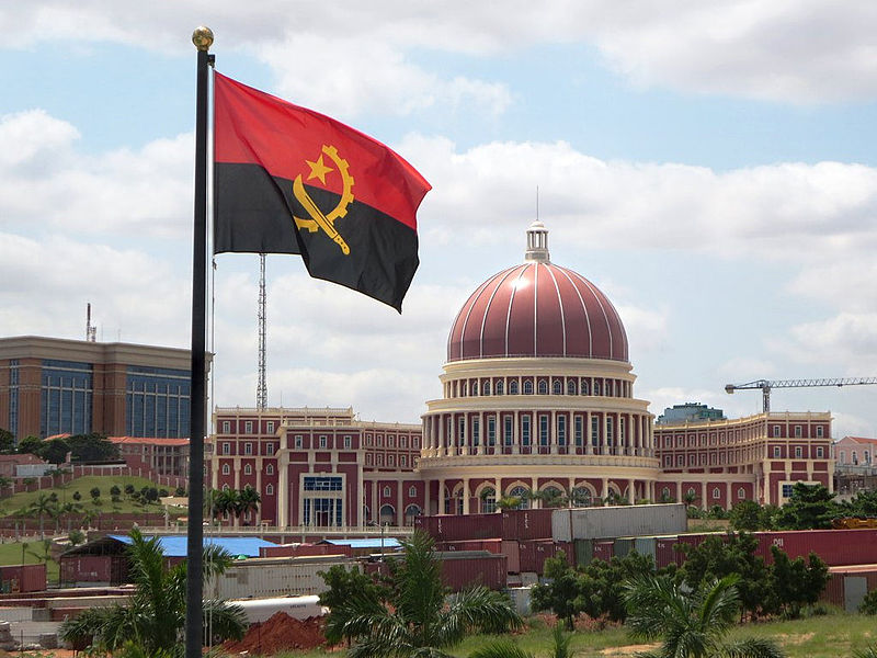 Angola National Assembly Building 19898889148