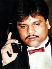 Chhota Rajan (From: Wikimedia Commons, Fair Use)