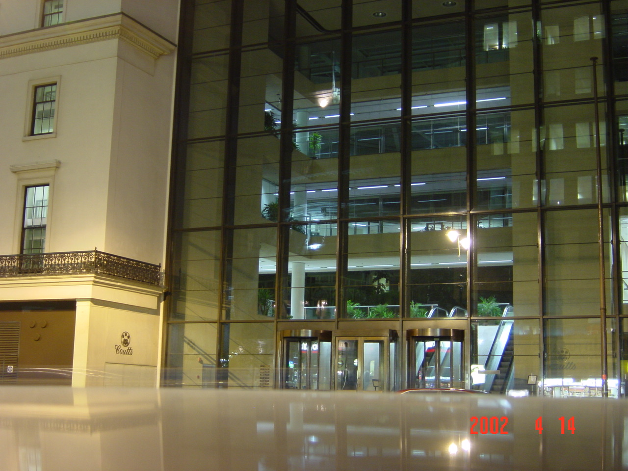 Coutts Headquarters