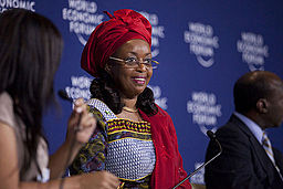Diezani K. Alison-Madueke - World Economic Forum on Africa 2012 2