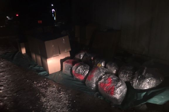 SIPA Pulls Off Giant Pot Seizure in Central Bosnia