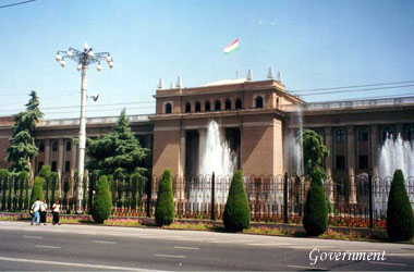 Dushanbe government