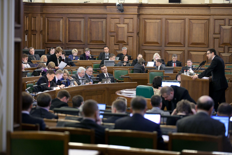 Flickr - Saeima - 1. marta Saeimas sēde