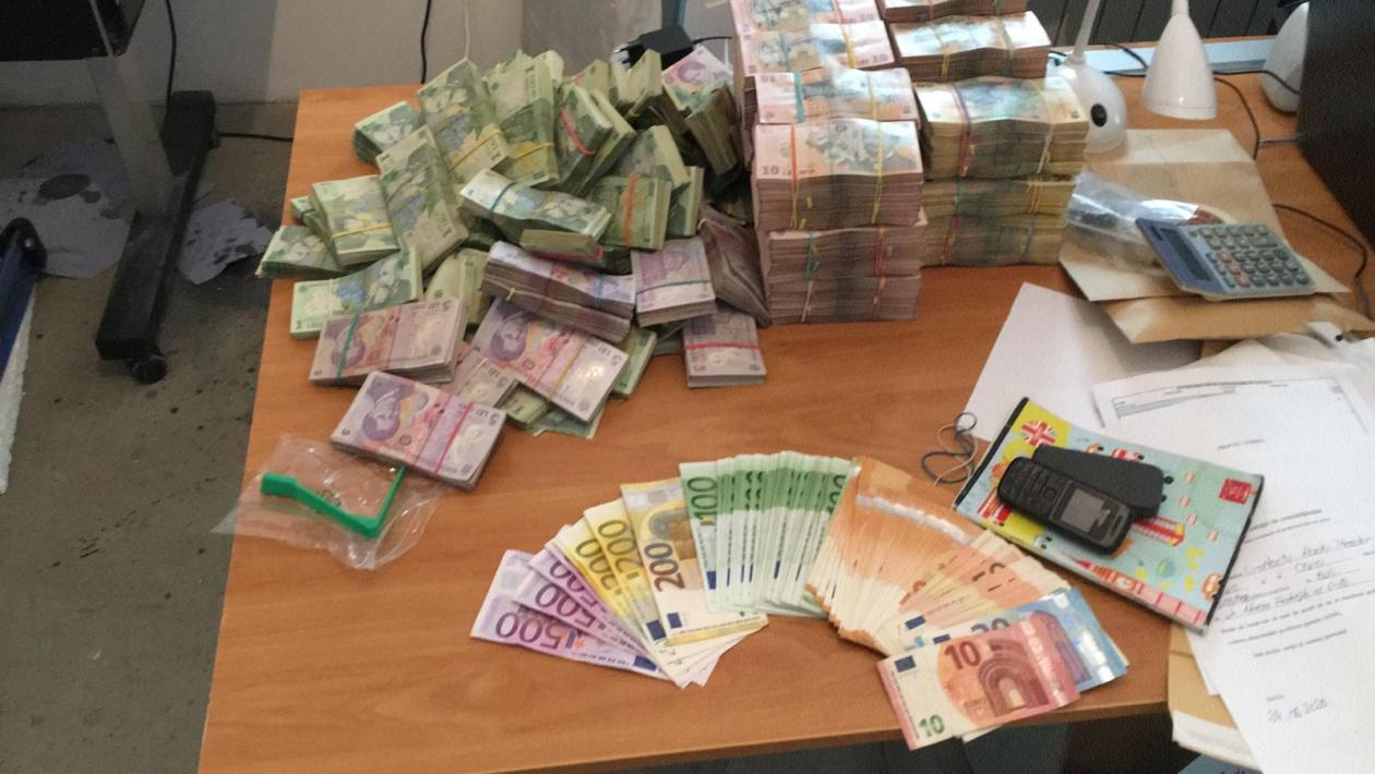 Police in the EU Prevents Injection of Fake Bank Notes Worth Millions