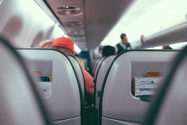 Inside Airplane (From: Pixabay)