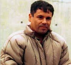 Joaquin Guzman (US Drug Enforcement Agency)