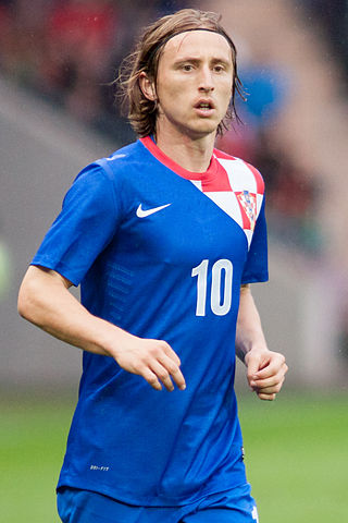 Luka Modric - Croatia vs. Portugal cropped