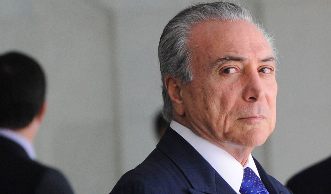 Michel Temer images news copy
