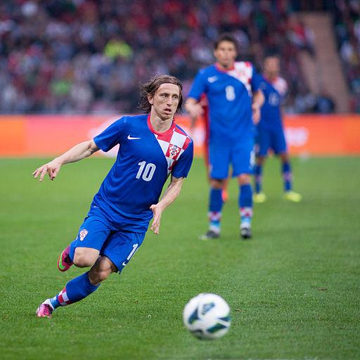 Luka Modrić Image 5: Star Players To Testify In Multi-Million Dollar Croatia