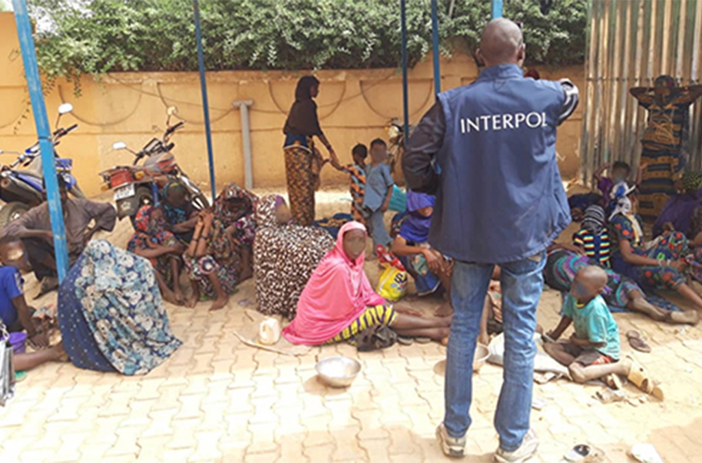 Niger Interpol