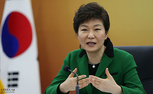 South Korea's ex-president Park on trial amid nuclear tensions