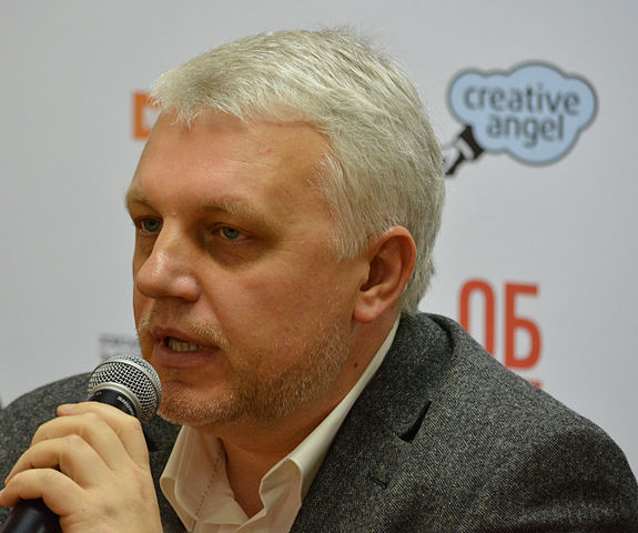 Doctors, Musician Detained in Ukraine over Murder of Journalist