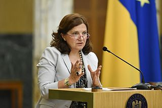 Raluca Alexandra Prună is a Romanian politician and the head of the European Commission's Financial Crime Unit. (Source: Wikimedia Commons)